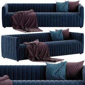 cosima sofa 3D