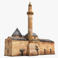 3ds mosque ahi evran