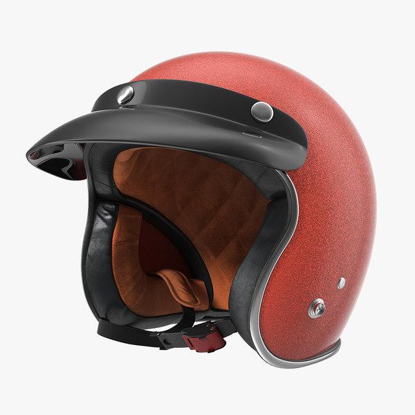 torc route 66 motorcycle helmet model