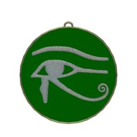 3D eye symbol ra
