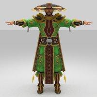 people human 3D model