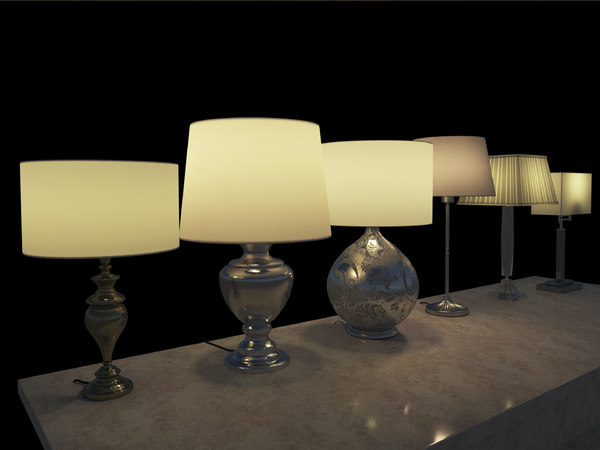 table lamps model