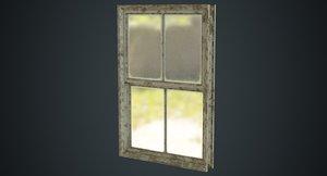 window 1d 3D