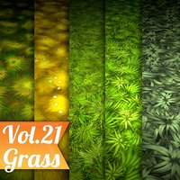 Texture Set Vol.21 Hand Painted Grass