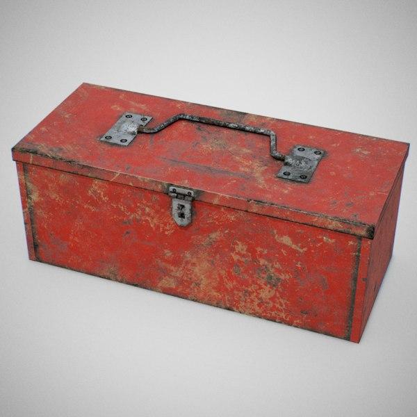 generic toolbox - tools model