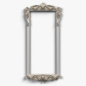 mirror cnc 3D