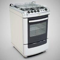 electrolux 52sm gas stove 3D