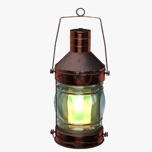 3D lantern light