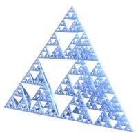 - fractal model