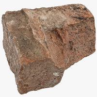 3D brick piece 15