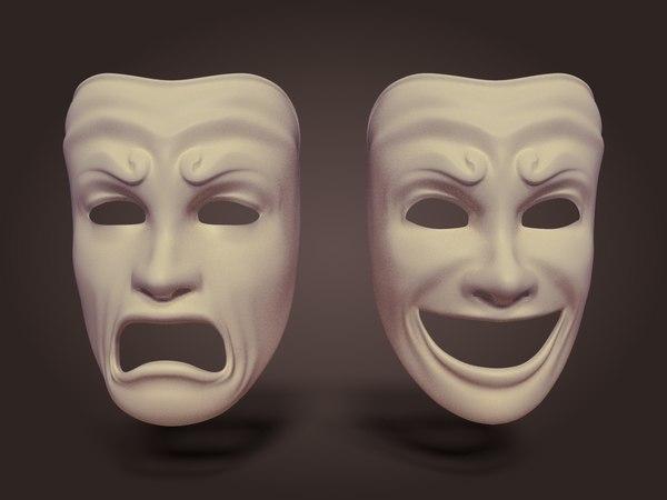 3D mask sad