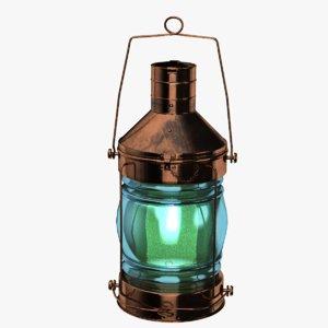lantern light model