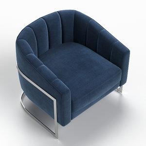 armchair garda decor model