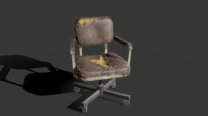 office pbr 3D model
