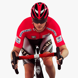 3D model cycle bike sport