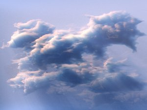 clouds volumetric 3D