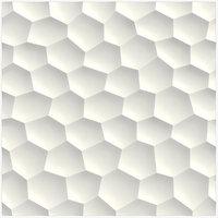 3D wall panel honeycomb model