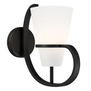 3D 733617 fiacolla lightstar sconce model