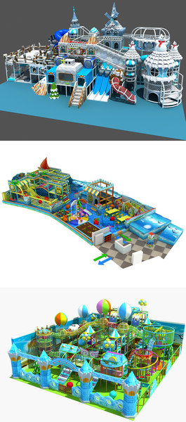 3D playground play ground