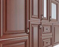 nika nocce cupboard facades 3D model