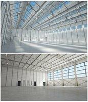 Warehouse / Logistics Building Set 2in 1