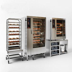 convection ovens retigo 3D model