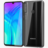 3D realistic honor 20 lite