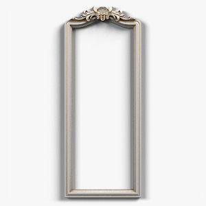 frame 3D model