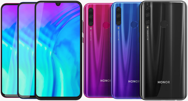 realistic honor 20 lite model