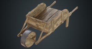 wheelbarrow 3a 3D