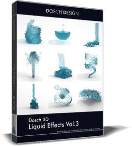 liquid effects vol 3 3D