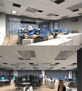 3D 3d-scenes - office 01