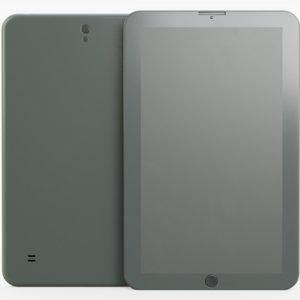 tablet device computer model