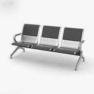 chair waiting model