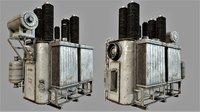 Old Rusty Transformer PBR