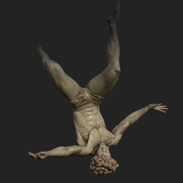 3D anatomy - model