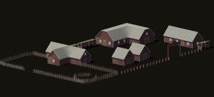 3D modular kit farms