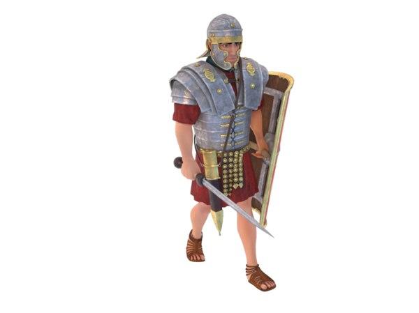 legionary roman legion model