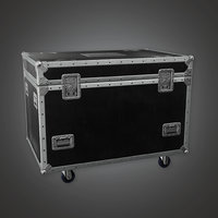 Large Crate 01 HLW - PBR Game Ready