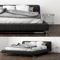 moroso lowland bed 3D