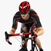 3D cycle bike sport