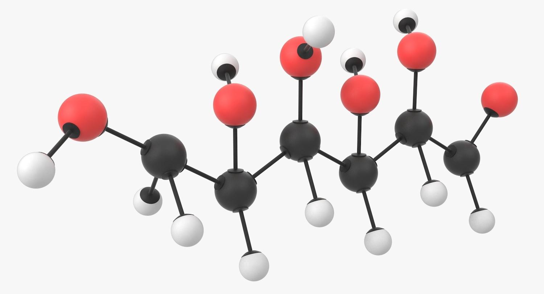 Glucose Open Chain Molecule