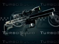 air rifle 3D