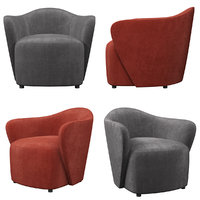 doimosalotti soul armchair 3D