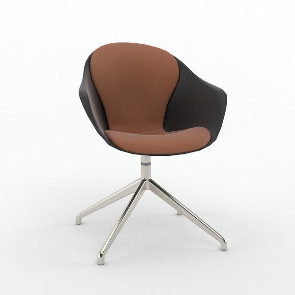 3D adelaide chair