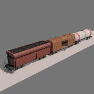 vagons model