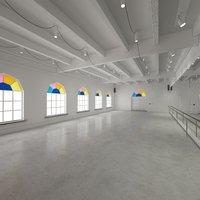ballet-dance studio-2 3D