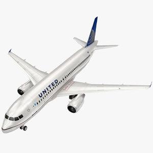 3D airbus a320 units