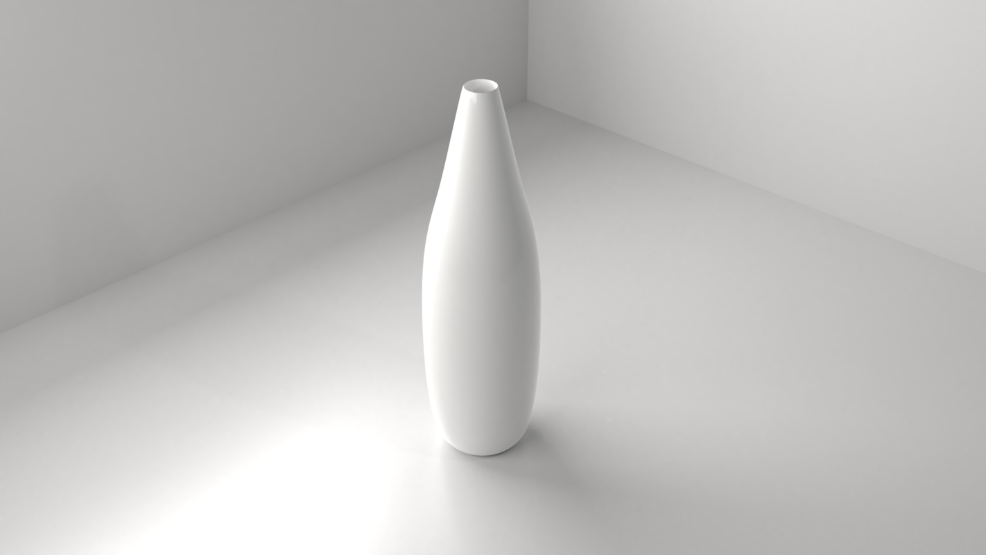 vase 6 3D model
