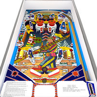 winter sports pinball 3D